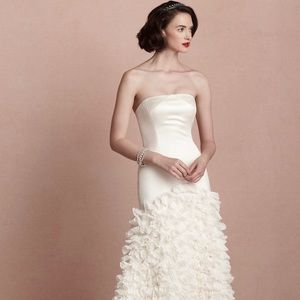 BHLDN There Is Only You & Me Cascata Wedding Dress